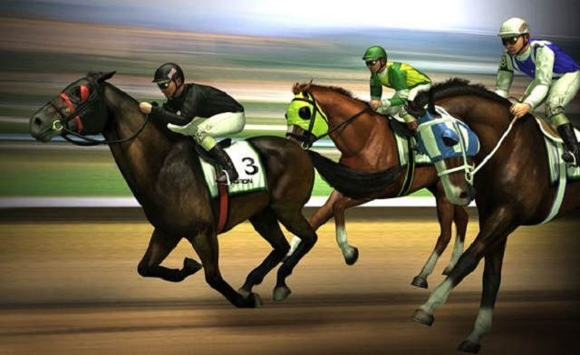 Cược Place là cách cược dành cho lượt đua có 7 con ngựa trở lên và người chơi sẽ phải dự đoán xem đâu là 3 con ngựa đạt thứ hạng cao nhất