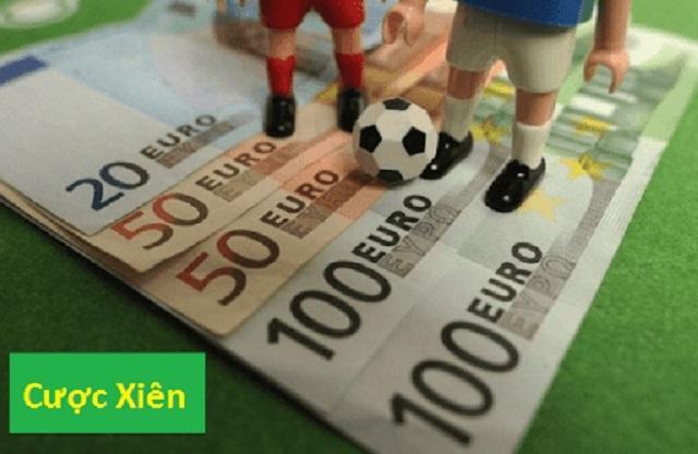Tìm hiểu về luật chơi cược xiên bóng đá