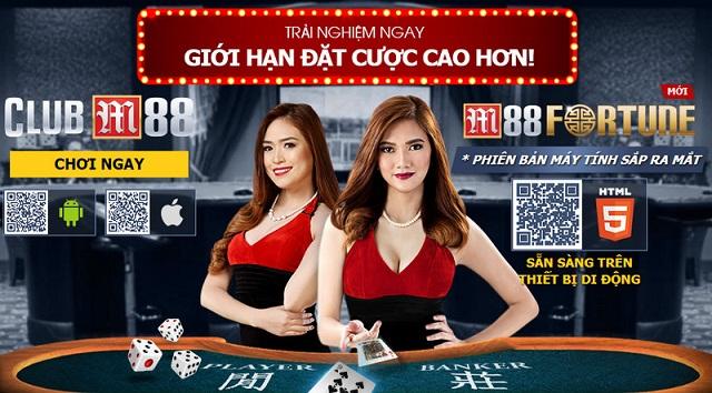 Các bước đăng ký tham gia poker chuyên nghiệp tại M88