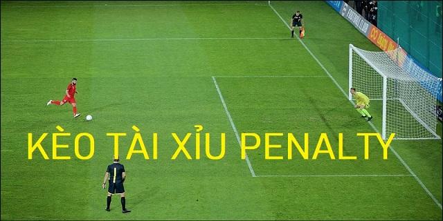 Tìm hiểu kèo tài xỉu Penalty là gì?