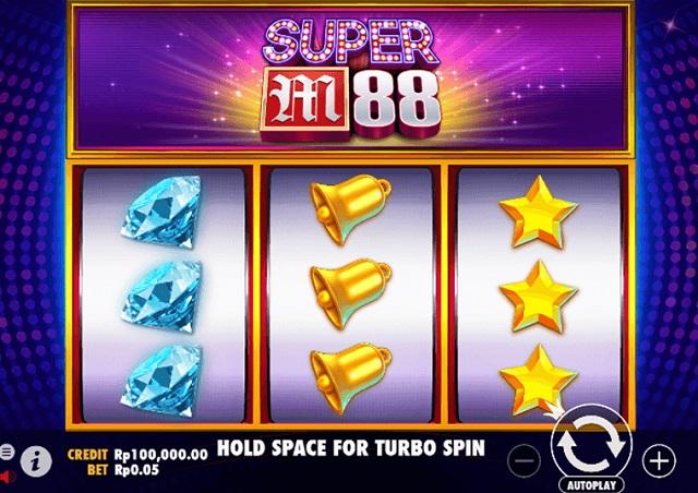 Kinh nghiệm chơi slot M88 chiến thắng