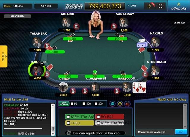 Luật chơi Poker chuyên nghiệp tại M88
